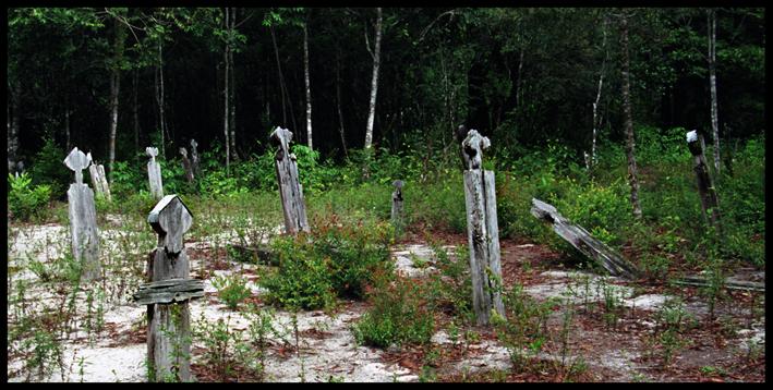 Jodensavanne, begraafplaats van slaven en latere vrijen